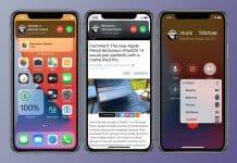 iOS 14 a telefonovanie. Pozrite sa ako vyzerá nové špičkové rozhranie!