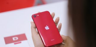 iPhone SE 2. generácie