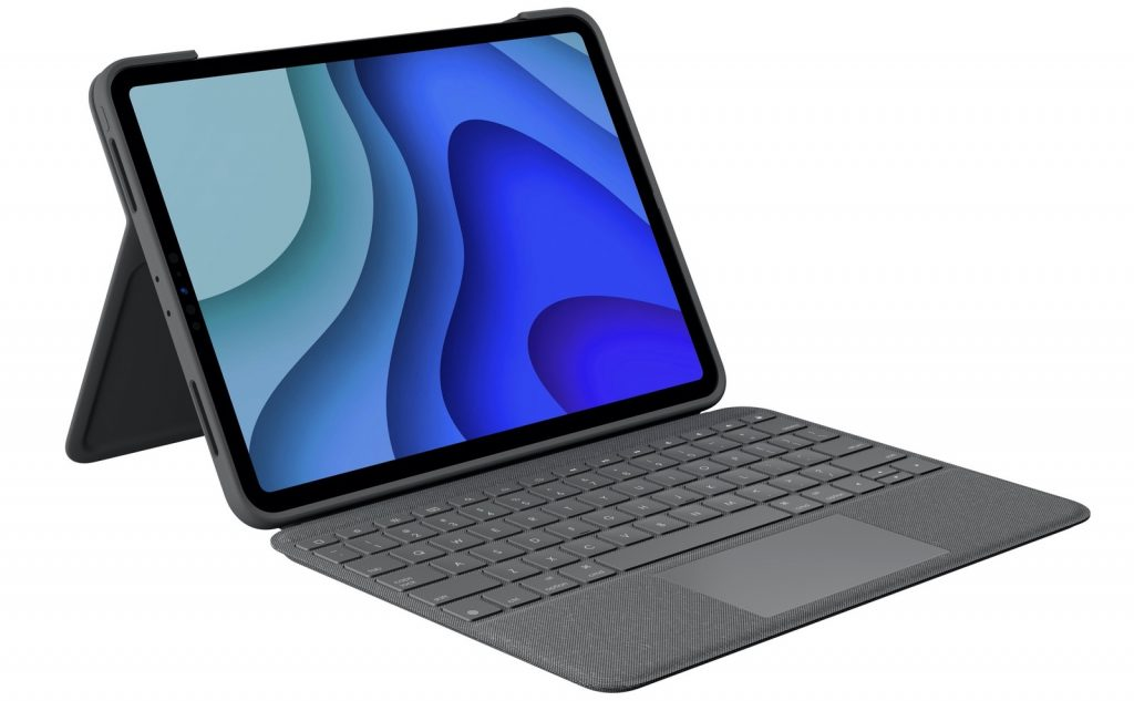 Logitech predstavil alternatívu k Magic Keyboard pre iPad Pro. Stojí polovicu.