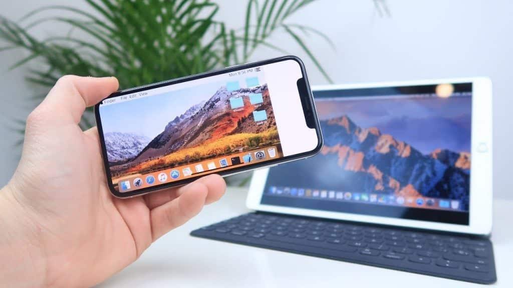 Apple testuje macOS na iPhone. Zariadenie môže mať dva operačné systémy.