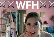 Apple natočilo zábavné video, ktoré ukazuje prácu z domu.