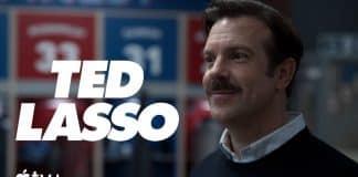 Apple TV+ ukazuje upútavku z nového komediálneho seriálu Ted Lasso.