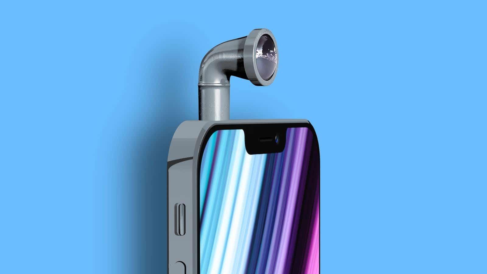 Periskop v iPhone môže prísť už v roku 2022. Tvrdí to Ming-Chi Kuo!