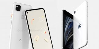 Google Pixel 4a - Takto vyzerá konkurencia pre iPhone SE 2. generácie.