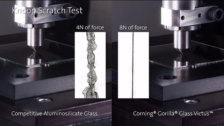 Corning predstavil Gorilla Glass Victus. Dostať by ho mohol aj iPhone!