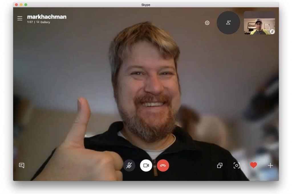 Skype pre iOS dostal aktualizáciu. Prináša užotočnú funkciu.