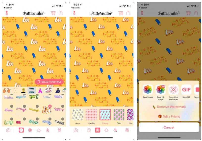Tapety na iPhone: TOP 7 aplikácii, kde nájdete tie najlepšie pozadia!
