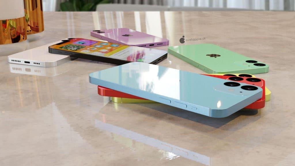 """iPhone 12 s 5,4"""" displejom - svetapple.sk"""