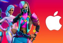 Fortnite Apple