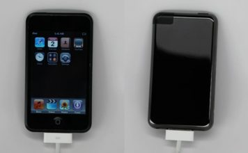 iPod Touch 2007 prototyp