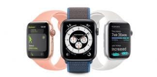 Apple Watch nové ciferníky