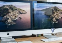 iMac nanotextúra