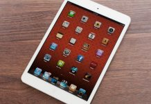 "iPad mini so 7,9"" displejom"