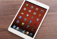 "iPad mini so 7,9"" displejom"