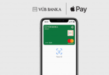 VÚB Apple Pay