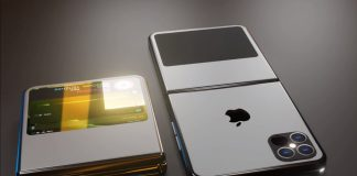 iPhone 12 Flip koncept