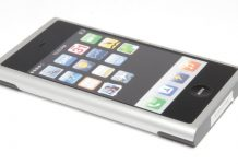 Prototyp prvého iPhonu