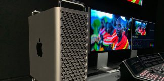 Kolieska Mac Pro