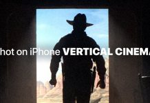 """Shot on iPhone"""