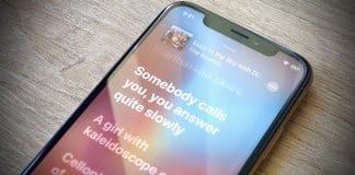 Texty v Apple Music