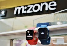Apple Watch Series 6 m:zone