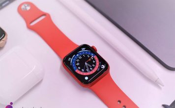 Apple Watch Series 6 PRODUCT (RED)
