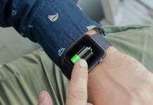 Zdravie batérie Apple Watch