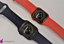 Apple Watch Series 6 a ich meranie hladiny kyslíka v krvi