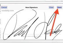 Podpisovanie dokumentov
