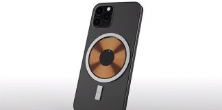 iPhone 12 a bezdrôtová nabíjačka