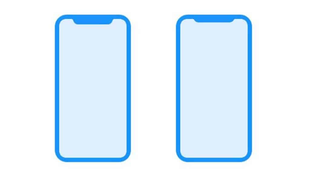 iPhone 13 s menším výrezom