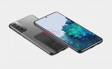 Samsungu Galaxy S21