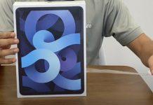 iPad Air 4. generácie