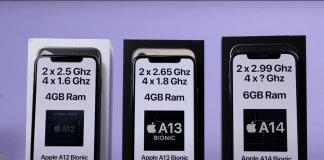 iPhone 12 Pro výkon