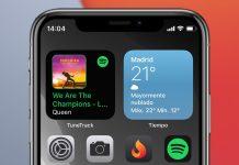 Widgety od Spotify