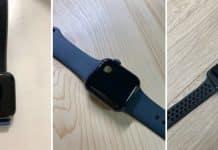 Prehrievajúce sa Apple Watch SE