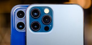 iPhone 12/12 Pro (Engadget)