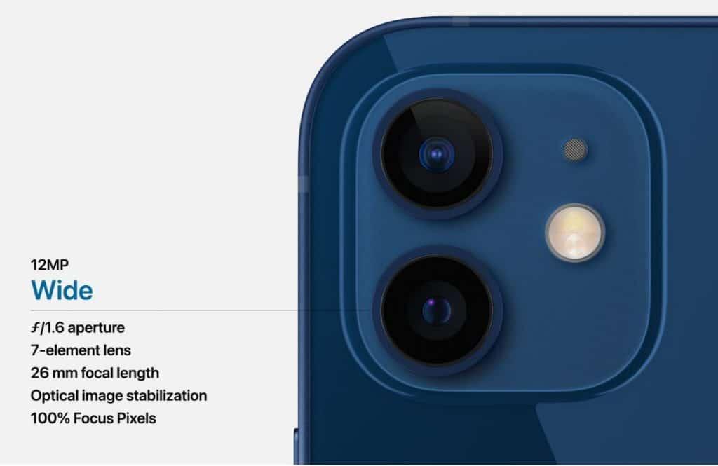 Zadné fotoaparáty