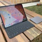 iPad Pro Magic Keyboard a Trackpad