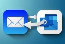 Predvolená e-mailová aplikácia iOS 14