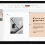 iPad Pro Microsoft Office