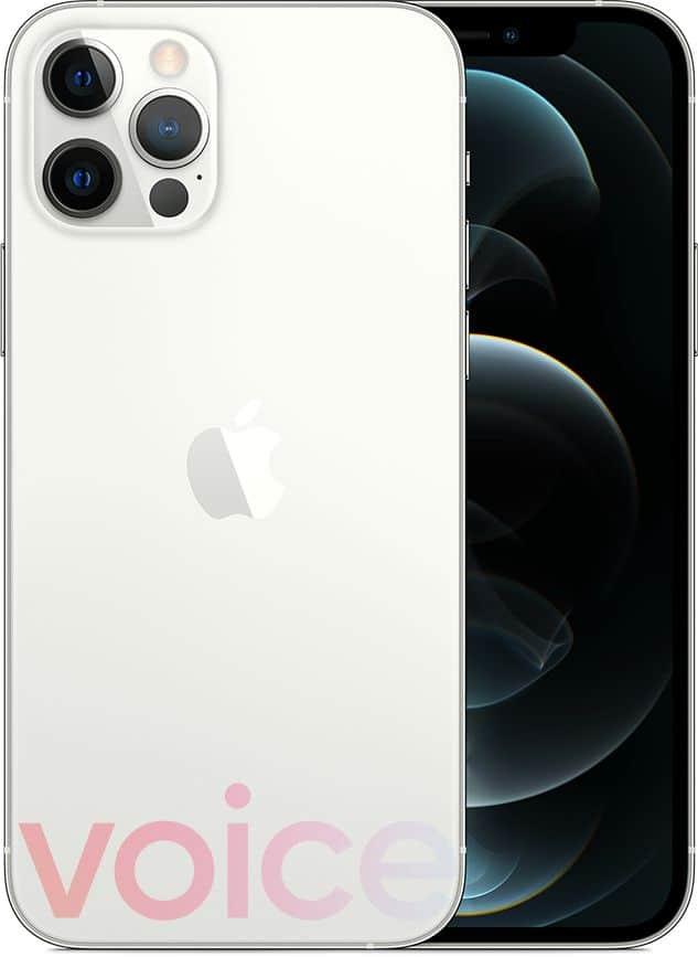 """iPhone 12 Pro (6,1"""") je skutočne modrý"""