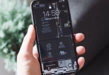 """Stiahnite si """"hardvérové"""" pozadie na iPhone"""