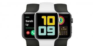 watchOS 7.0.3 pre Apple Watch Series 3