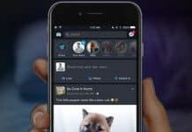 Facebook spustil verejné testovanie tmavého režimu na iOS.