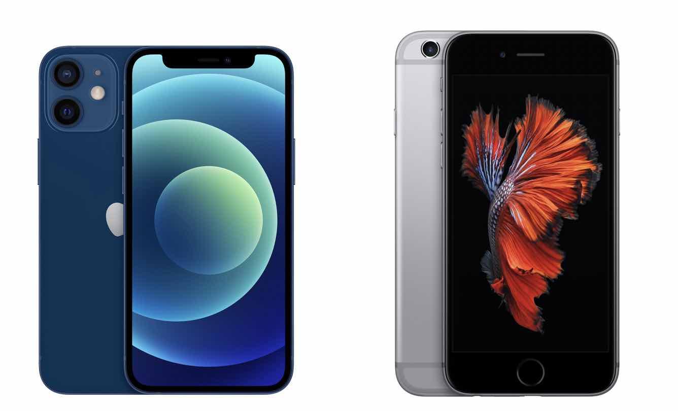 Porovnali sme: iPhone 12 mini vs iPhone 6S. Toto sú všetky rozdiely.