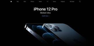 Aktualizované internetové stránky Apple.sk
