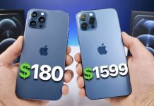 Falošný iPhone 12 Pro Max za 180$ vs originál