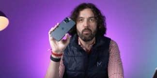 Petr Mára a iPhone 12 Pro Max
