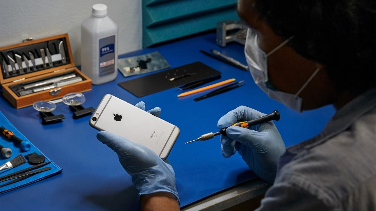 Apple prispieva k tvorbe elektronického odpadu